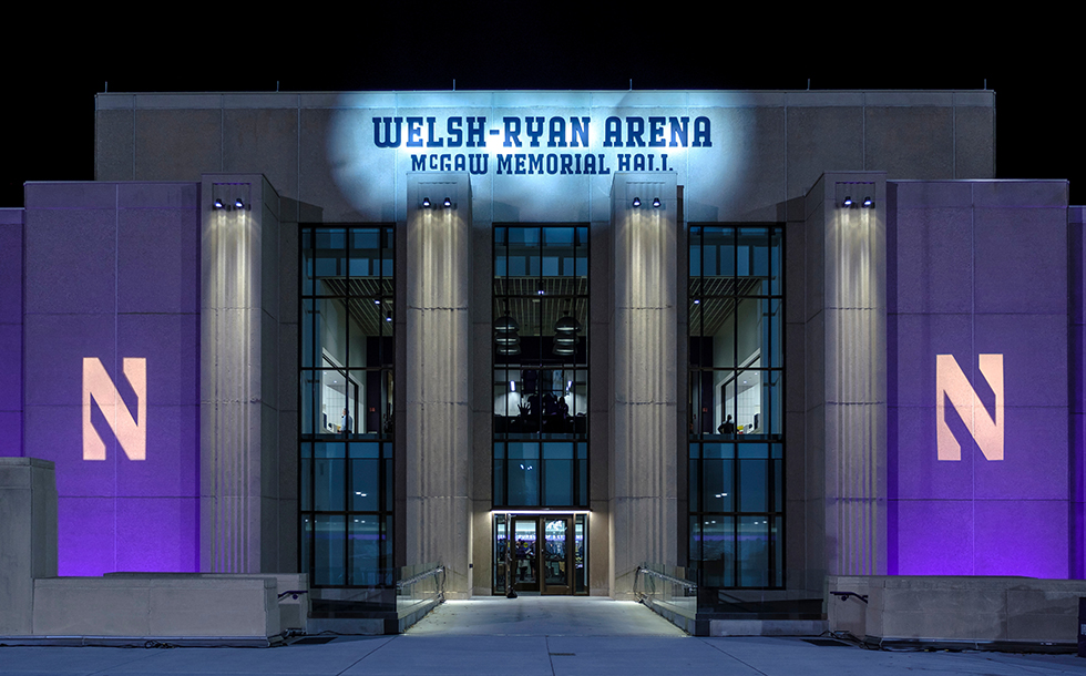 VITEC's EZ TV IPTV Solution Delivers at Welsh-Ryan Arena
