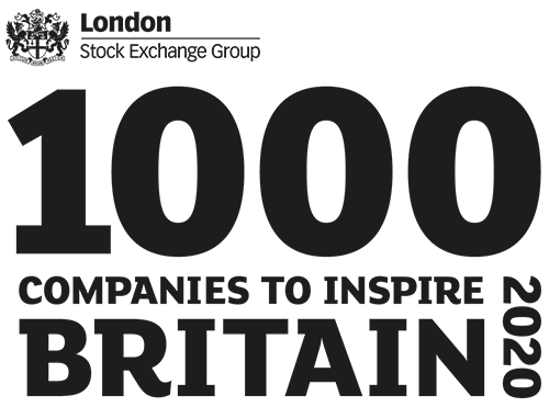 Exterity named in the London Stock Exchange Group's '1000 Companies to Inspire Britain' 2020