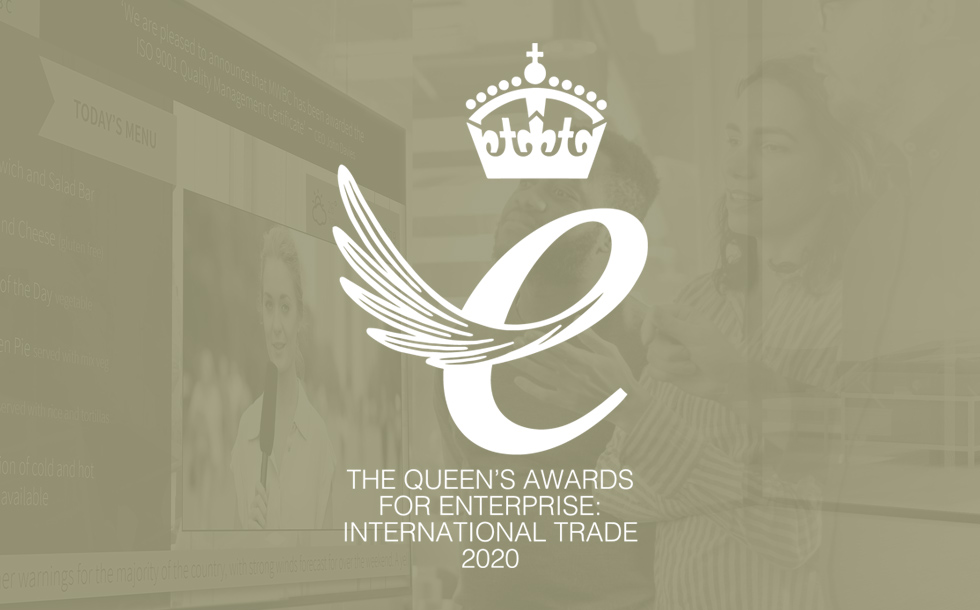 Exterity wins Queen's Award for Enterprise: International Trade 2020