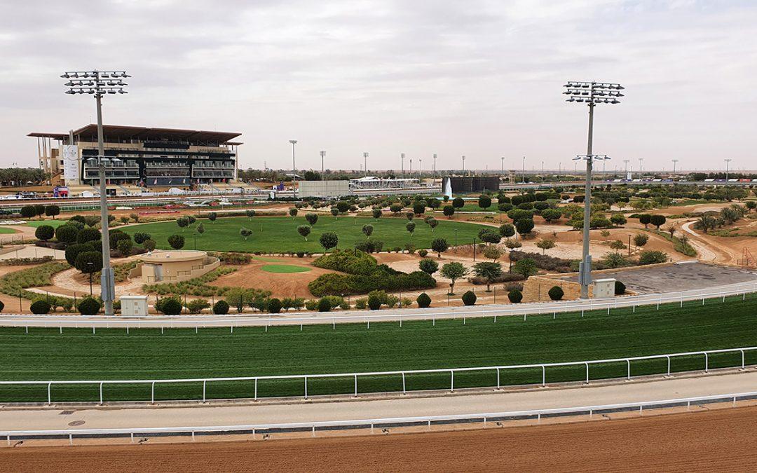 Jockey Club of Saudi Arabia jumps streaming hurdles with VITEC's MGW Diamond