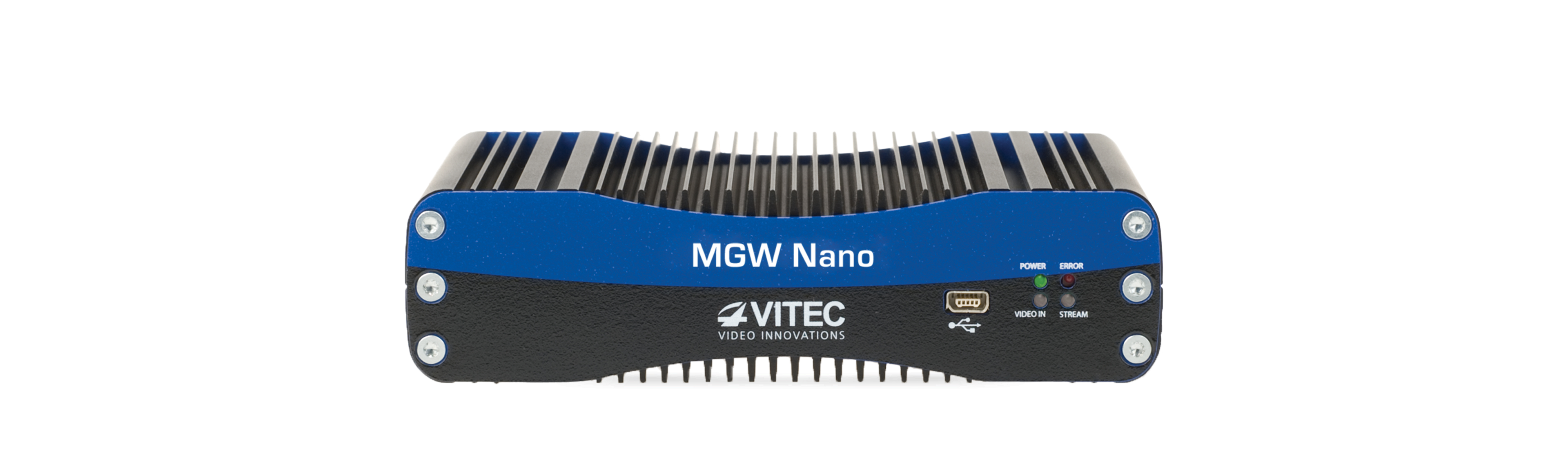 VITEC - MGW Nano - Compact HDMI/SDI H.264 Encoding & Streaming Appliance