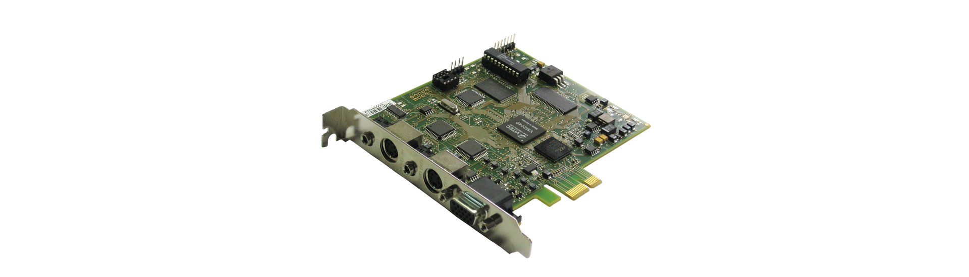 VITEC - VM4-2ex - PCIe (1 lane) capture and compression board
