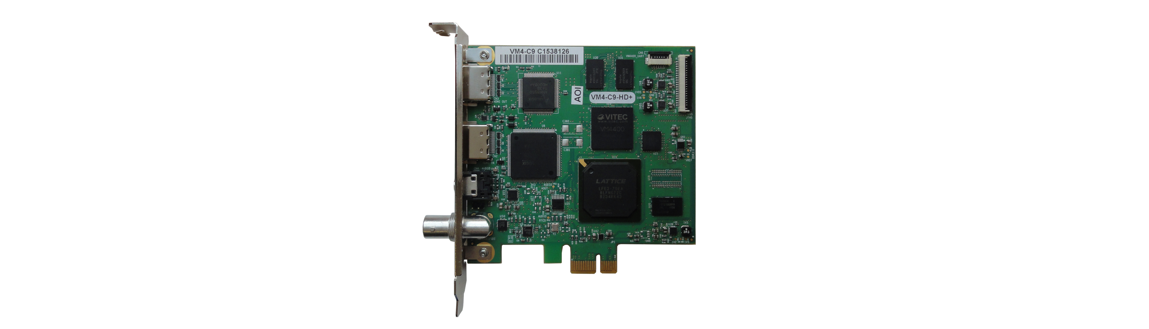 VITEC - VM4-C9 - Advanced H.264 Encoder